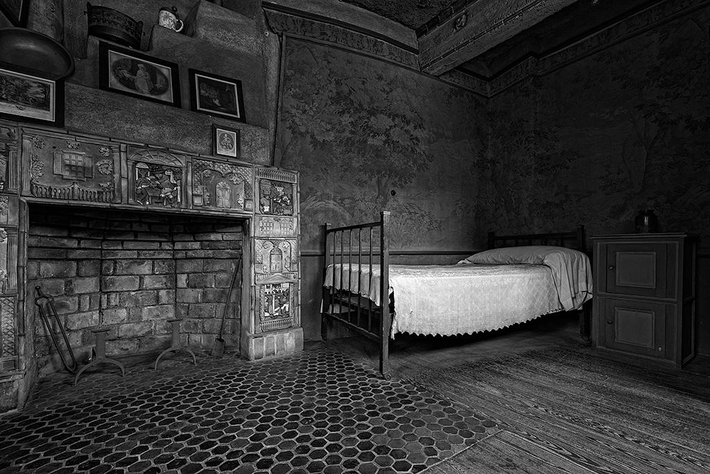 Fonthill Bedroom