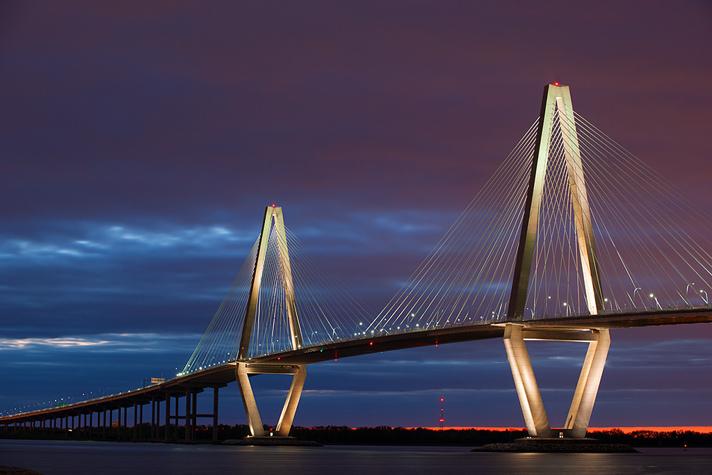 Ravenel Bridge and Healing Images