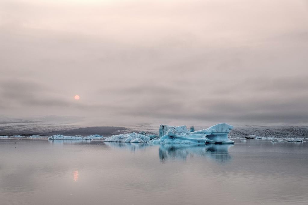 Jokulsarlon – Glacial Lagoon