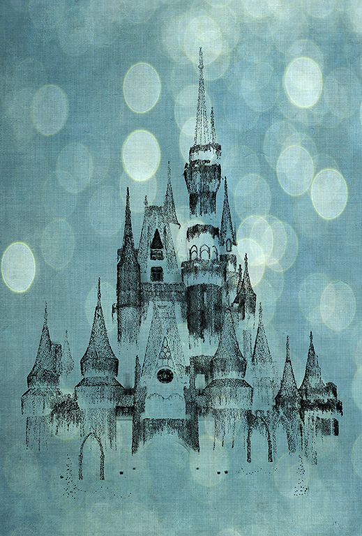 The making of a Princess Castle