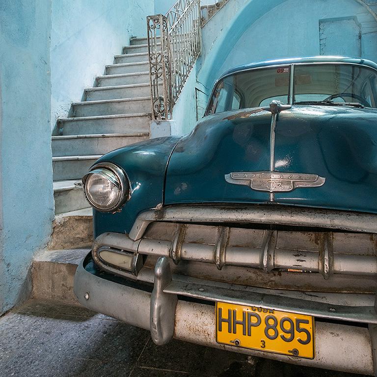 Cuba #8 – Lazaro's Car in Havana