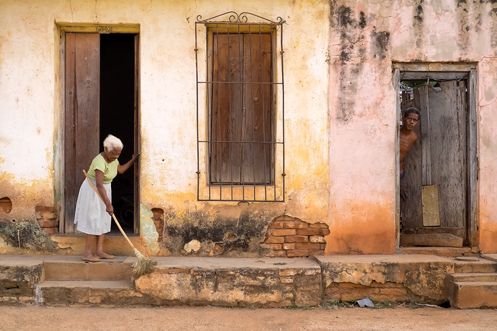 Cuba #4 – Morning Chores