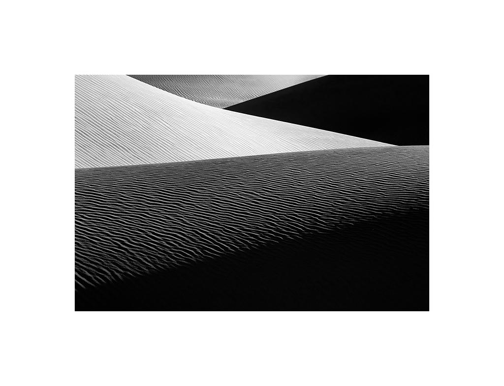 Love Affair with the Dunes – Topaz B&W sale