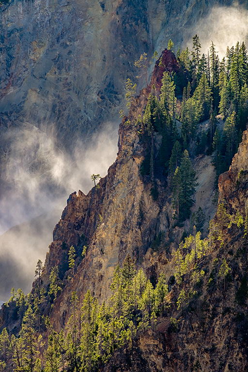 Yellowstone's Grand Canyon – Another Right Answer