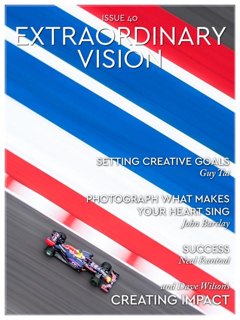 Extraordinary Vision Magazine Article