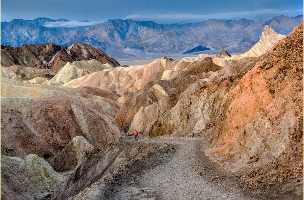 Through Their Eyes. – Death Valley/Alabama Hills